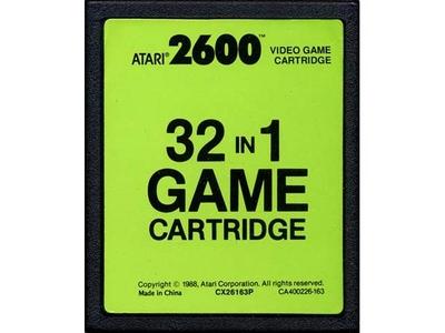کارتریج 32 لبه آتاری 2600