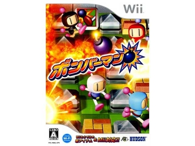 بازی Wii بمبرمن بلست