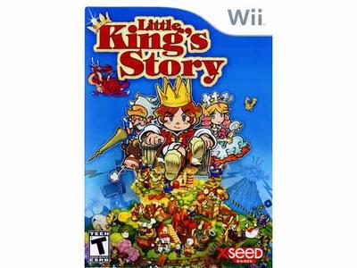 بازی Wii داستان شاه کوچک