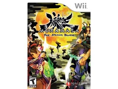 بازی Wii موراماسا دیمون بلید