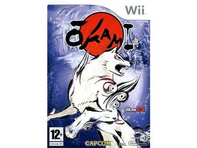 بازی Wii اوکامی