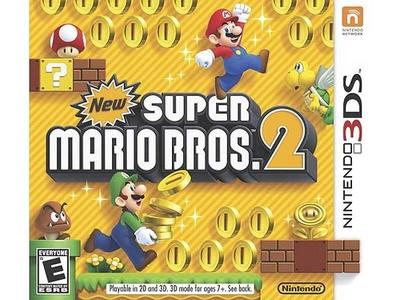 بازی 3 دی اس نیو سوپر ماریو بروس 2
