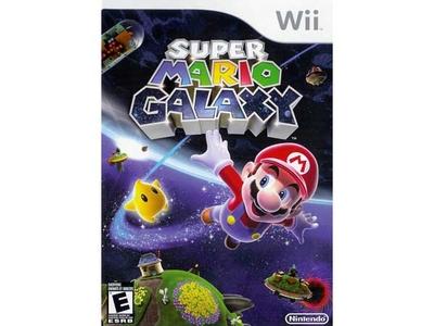 بازی Wii سوپر ماریو گلکسی