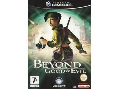 بازی گیم کیوب Beyond Good & Evil