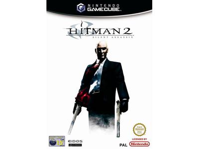 بازی گیم کیوب هیتمن 2