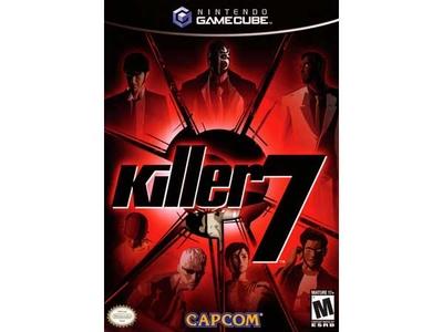 بازی کیلر 7 برای گیم کیوب