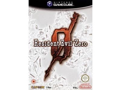 بازی رزیدنت ایول صفر برای گیم کیوب