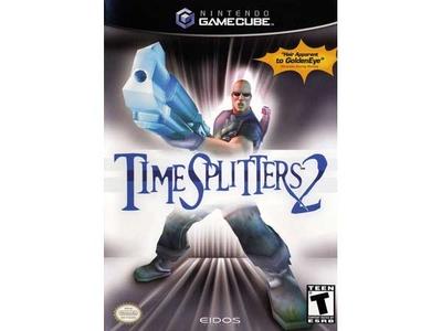 بازی تایم اسپلیترز 2 برای گیم کیوب