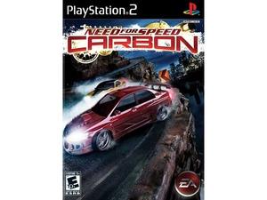 بازی نید فور اسپید کربن برای PS2