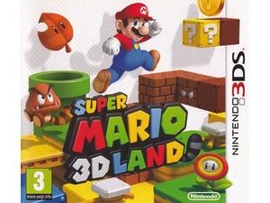 بازی 3دی اس سوپر ماریو 3 دی لند