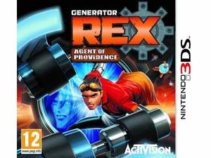 بازی Generator Rex: Agent of Providence در ۳ دی اس