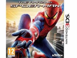 بازی مرد عنکبوتی شگفت انگیز در 3 دی اس