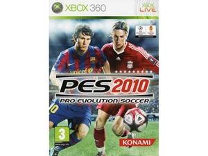 بازی فوتبال پیایاس 2010 ایکس باکس 360
