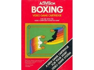 بازی بوکسینگ آتاری 2600