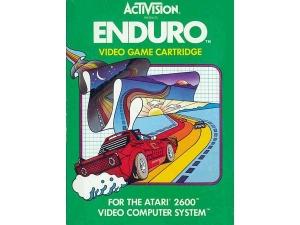 بازی اندورو آتاری 2600