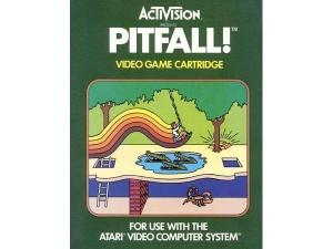 بازی پیتفال آتاری 2600