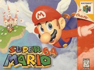 بازی سوپر ماریو 64