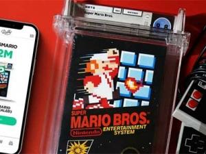 رکورد جدید نینتندو در بازار حراجی بازی های ویدئویی