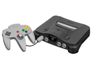 کنسول بازی نینتندو 64