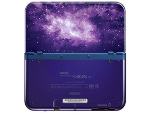 کنسول بازی نیو نینتندو 3 دی اس ایکس ال طرح کهکشان