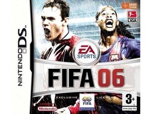 بازی نینتندو دی اس فیفا 2006