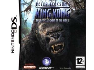 بازی نینتندو دی اس کینگ کونگ