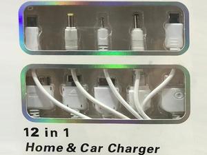 کابل شارژ 12 کاره