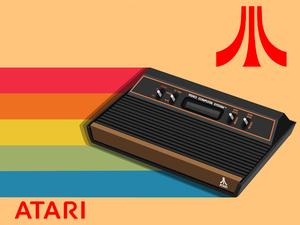 مجموعه بازی آتاری 2600