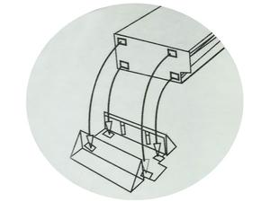 پایه نگه دارنده پلی استیشن 2
