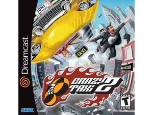 بازی دریمکست تاکسی دیوانه 2