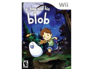 بازی Wii پسرک و حبابش