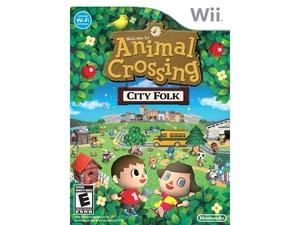 بازی Wii انیمال کراسینگ سیتی فولک