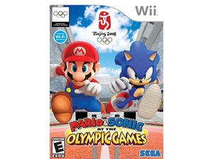 بازی Wii ماریو و سونیک در بازی های المپیک