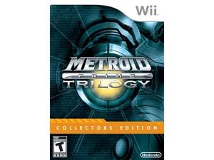 بازی Wii متروید پرایم تریلوژی