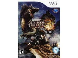 بازی Wii مانستر هانتر تری