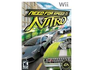 بازی Wii نید فور اسپید نیترو