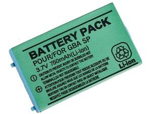 باتری گیم بوی ادونس اس پی