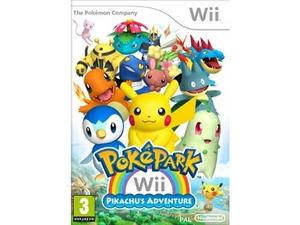 بازی Wii پوکمون پوکپارک