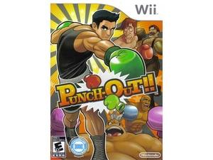 بازی Wii پانچ اوت