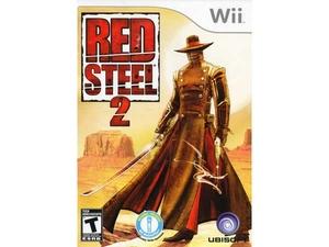 بازی Wii رد استیل 2