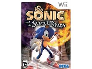 بازی Wii سونیک و راز حلقه