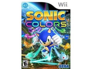 بازی Wii  سونیک کالرز