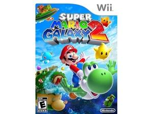 بازی Wii سوپر ماریو گالاکسی ۲