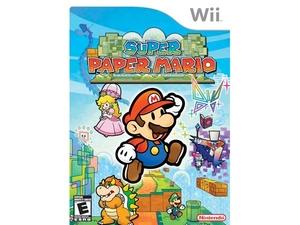 بازی Wii سوپر پیپر ماریو