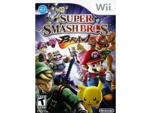 بازی Wii سوپراسمش برادرز برول
