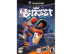 بازی گیم کیوب بسکتبال ان بی ای استریت