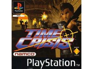 بازی پلی استیشن تایم کرایسیس