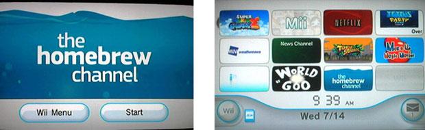 بازی های Wii بر روی حافظه SD