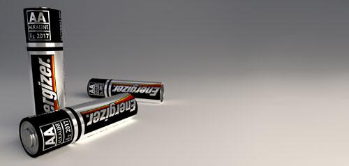 قیمت خرید باتری قلمی شارژی