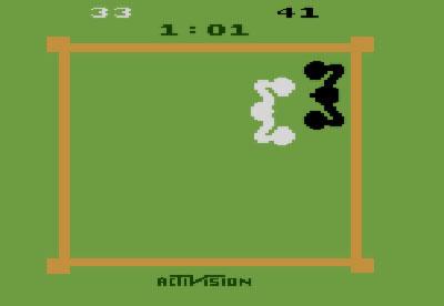 بازی آتاری بوکس
